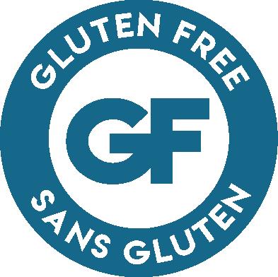 Gluten Free Dark Blue