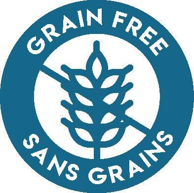 Grain Free Dark Blue